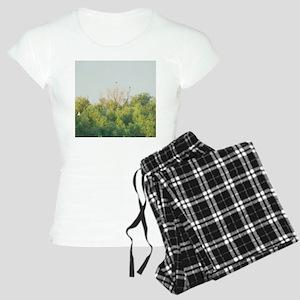 Romania, Danube Delta, Rowi Women's Light Pajamas