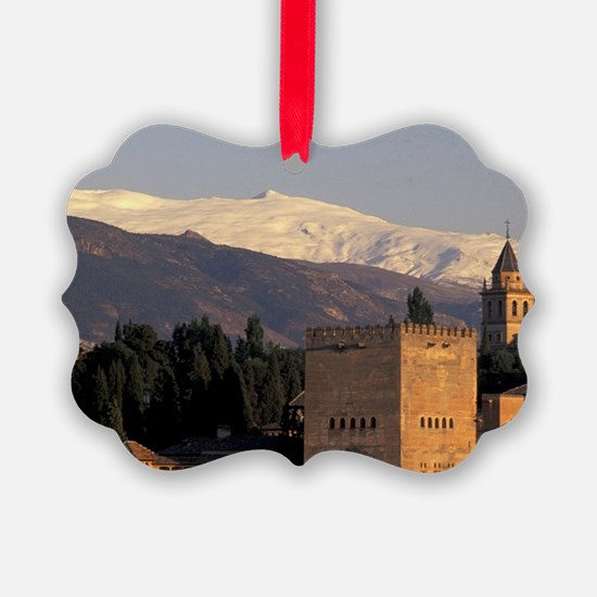Europe, Spain, Granada, Andalusia Ornament