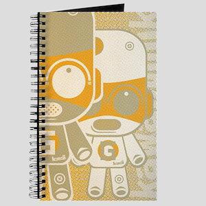 GadgetGreetCardStencil Journal