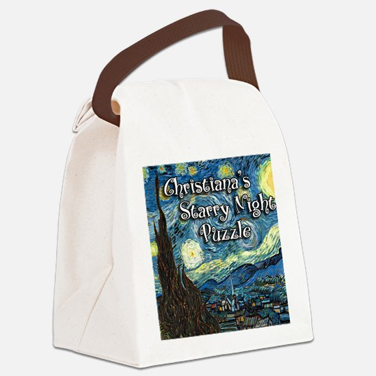 Christianas Canvas Lunch Bag