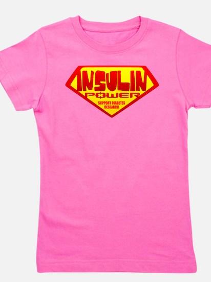 iNSULIN pOWERblk T-Shirt