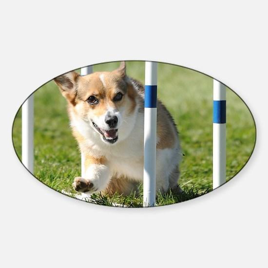 ruby Sticker (Oval)