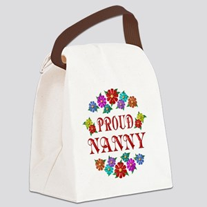 NANNY Canvas Lunch Bag