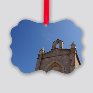 Catalunya. Benedictine monastery  Picture Ornament