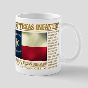 1st Texas Infantry (BH2) Mugs
