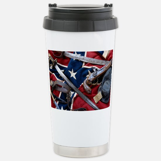 Civil War T-shirts Stainless Steel Travel Mug