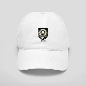 Moffat Clan Crest Tartan Cap