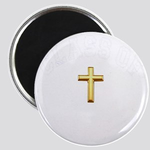 CO2018 Cross White Distressed 2 Magnet