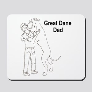 N GD Dad Mousepad