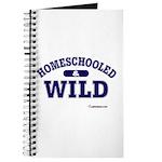 Homeschooled & Wild Journal
