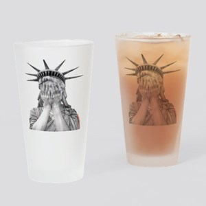 liberty final Drinking Glass