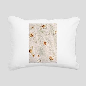 tortilla Rectangular Canvas Pillow