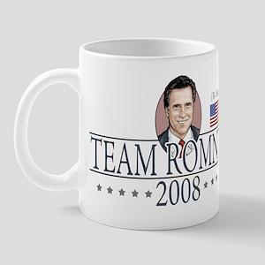 Team Romney 2008 Mug