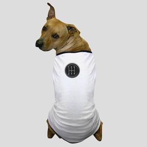 Driving Respect The Sport White Dog T-Shirt