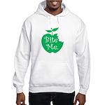 Bite Me. Hooded Sweatshirt