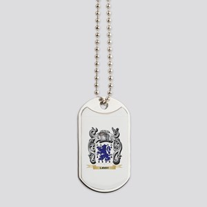 Libby Coat of Arms - Family Crest Dog Tags