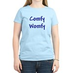 Comfy Womfy Women's Light T-Shirt