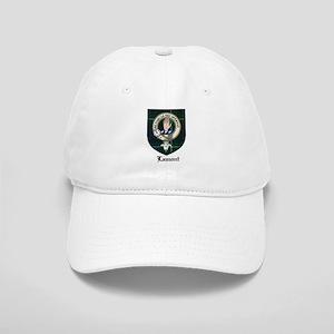 Lamont Clan Crest Tartan Cap