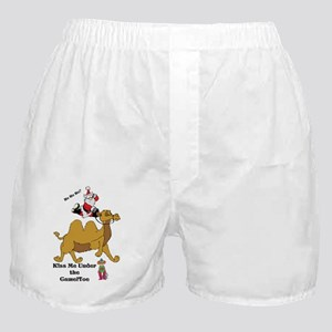 Camel toe Boxer Shorts
