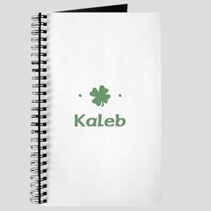 """""""Shamrock - Kaleb"""" Journal"""