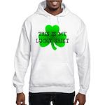 My Lucky Shirt Hooded Sweatshirt