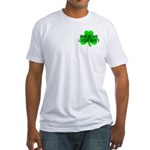 My Lucky Shirt Fitted T-Shirt
