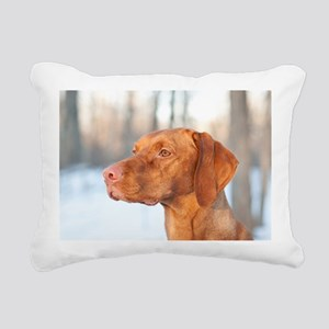 CricketWinter Rectangular Canvas Pillow
