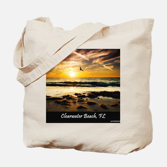 StubbornOcean_NO QUOTE_16x20 v2 Tote Bag