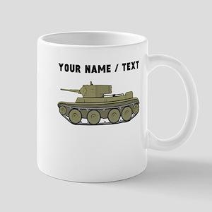 Custom Military Tank Mugs