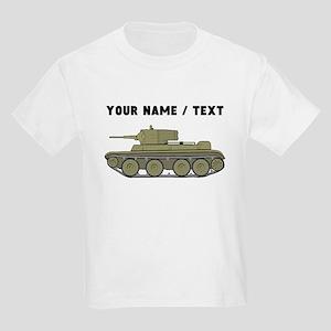 Custom Military Tank T-Shirt
