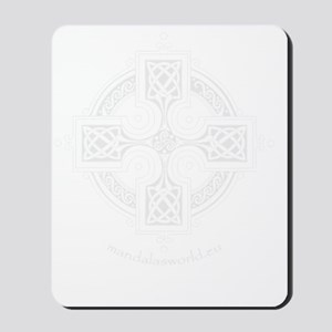 iPhone Celtic Cross n3 Light Mousepad
