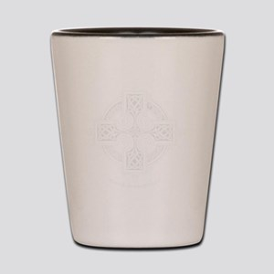 iPhone Celtic Cross n3 Light Shot Glass