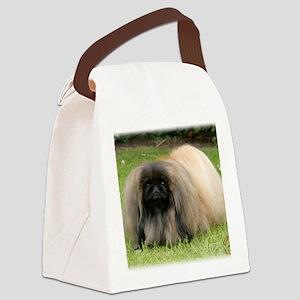 Pekingese 9Y218D-016 Canvas Lunch Bag