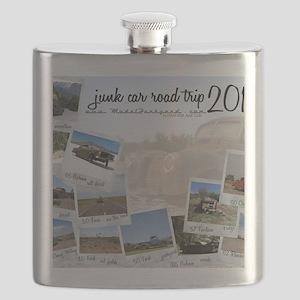 Calendar - cover 2012 Flask
