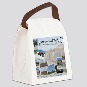 Calendar - cover 2012 Canvas Lunch Bag