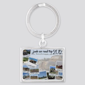 Calendar - cover 2012 Landscape Keychain