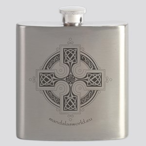 iPhone Celtic Cross n3 Dark Flask