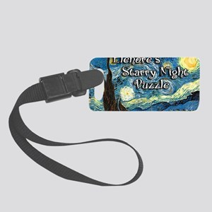 Elenores Small Luggage Tag
