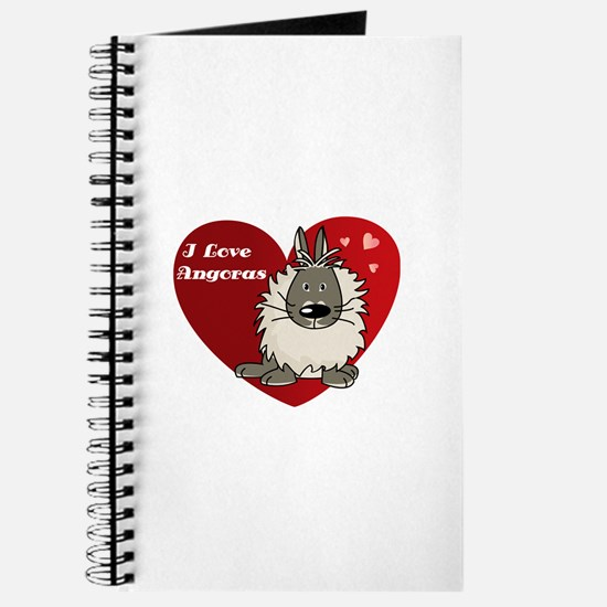 I love angora rabbits Journal