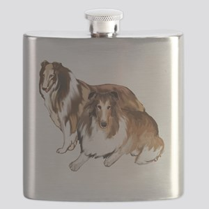 two collies Flask