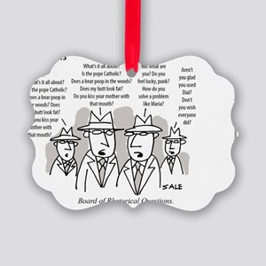 MEN_Rhetorical Questions Picture Ornament