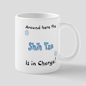 Shih Tzu Charge Mug