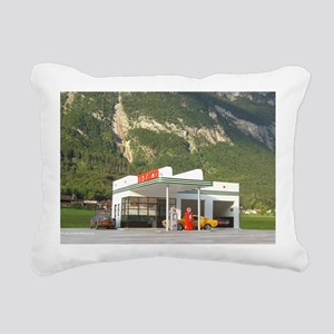 gas-dreamin-oversized-wa Rectangular Canvas Pillow
