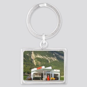 gas-dreamin-oversized-wall-cale Landscape Keychain