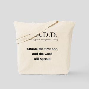 daad-W Tote Bag