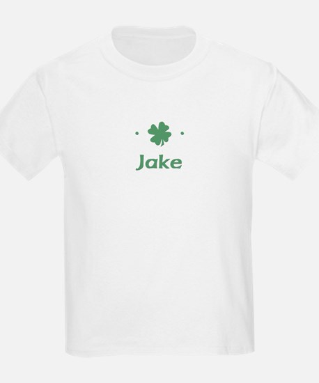 """Shamrock - Jake"" Kids T-Shirt"