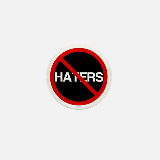 2000x2000nohaters6c Mini Button