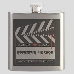 Homespun Horror Flask