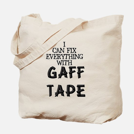 Gaff Tape Tote Bag