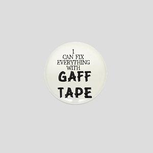 Gaff Tape Mini Button